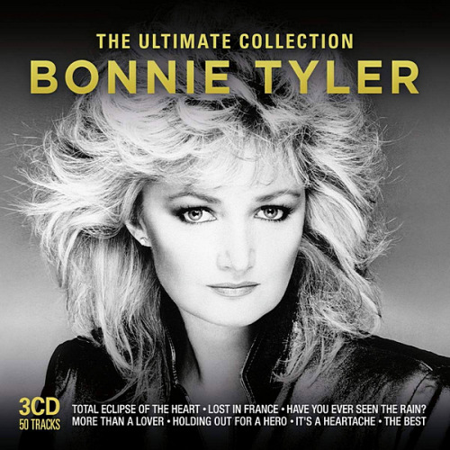 Bonnie Tyler - The Ultimate Collection [3CD] (2020)