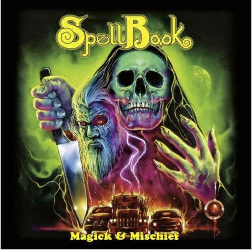 SpellBook - Magick & Mischief (2020)