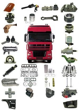 Запчасти для грузовых иномарок: как выбирать и где заказать