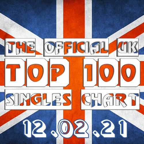 VA - The Official UK Top 100 Singles Chart (12.02.2021)