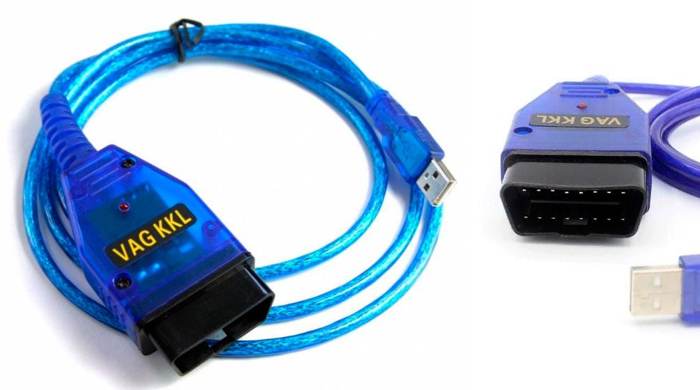 usb k line адаптер