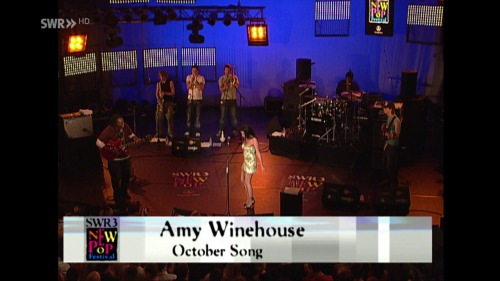 Amy Winehouse - New Pop Festiva'04 (2019) HDTV