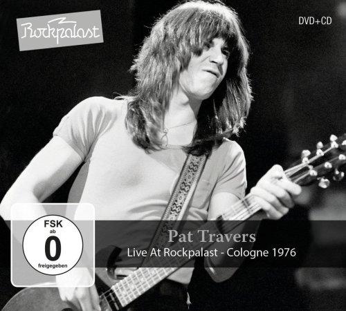 Pat Travers - Live at Rockpalast'76 (2020) HDTV