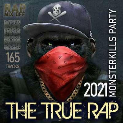 VA - The True Rap (2021)