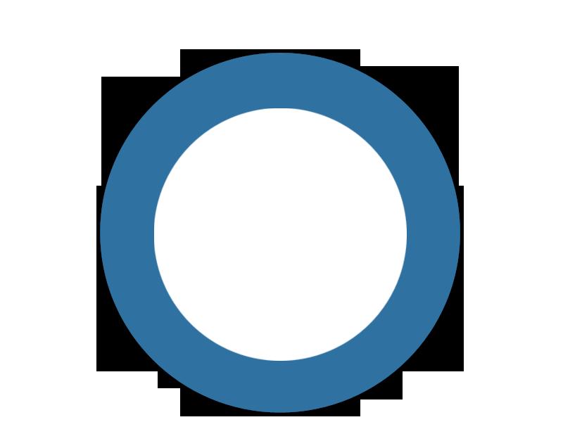 Как сделать на круг прозрачный