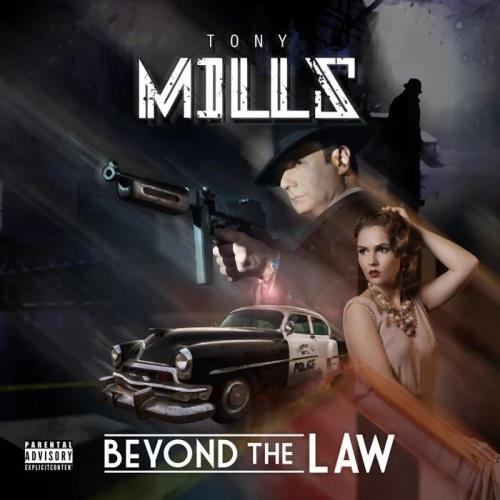 Tony Mills - Beyond the Law (2019)