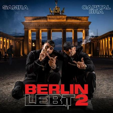 Samra & Capital Bra - Berlin lebt 2 (2019)