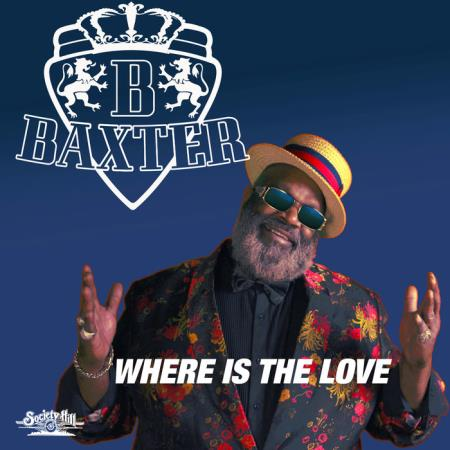 Baxter - Where is the Love (2019)