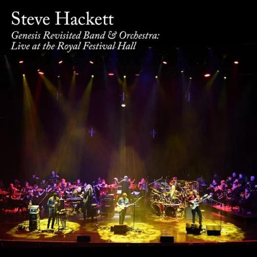 Steve Hackett - Genesis Revisited Band & Orchestra Live (2019)