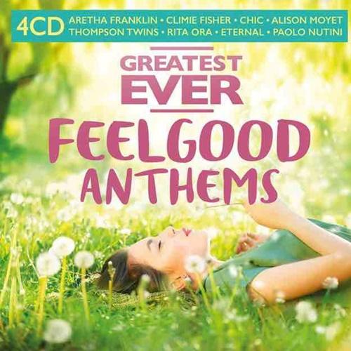 VA - Greatest Ever Feel Good Anthems (4CD) (2021)