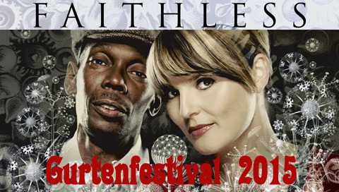 Faithless - Gurtenfestival