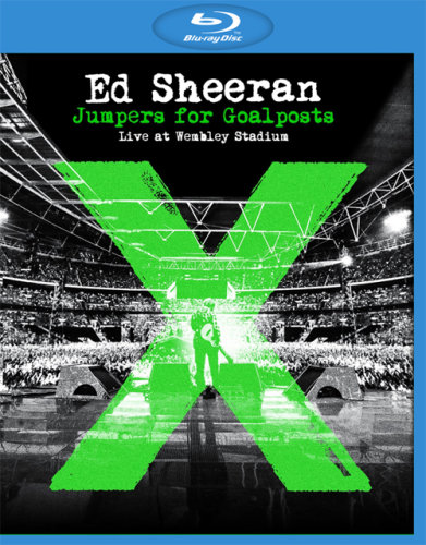 Ed Sheeran - Live From Wembley Stadium