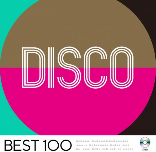 VA - Disco Best 100 (5CD) (2020)