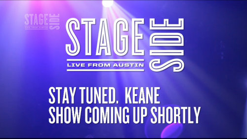 Keane - Live From Austin Stage Side (2013) HD 720p