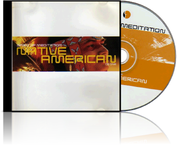 (Native American New Age) Native American - Indian Spirit of Meditation CD One - 1997, MP3 (tracks), 320 kbps