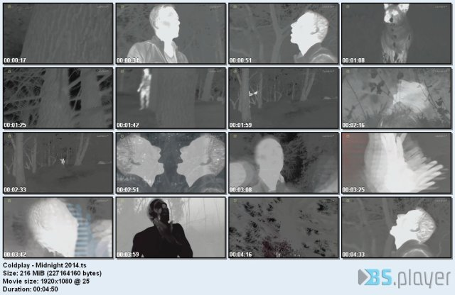 Coldplay - Midnight (2014) HDTV