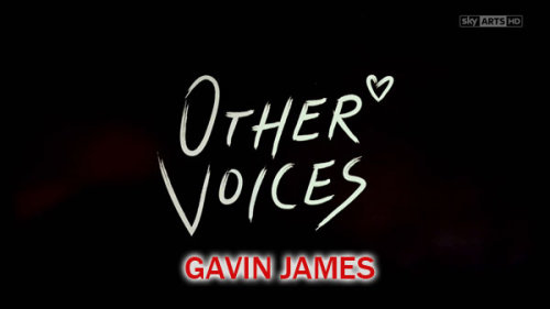 Gavin James - Other Voices (2016) HDTV