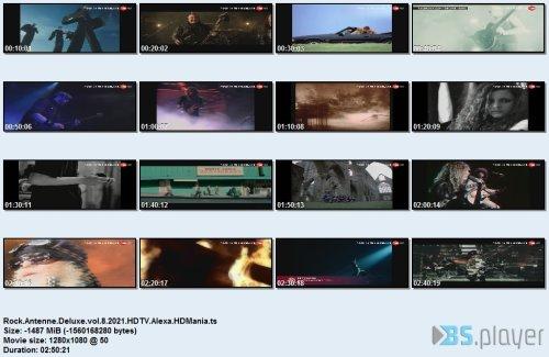 rockantennedeluxevol82021hdtvalexa - VA - Rock Antenne Deluxe (Vol.8) (2021) HDTV