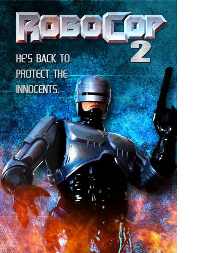 ������� 2 / �����-����������� 2 / RoboCop 2 (1990) BDRip-AVC | DUB | MVO | DVO | AVO