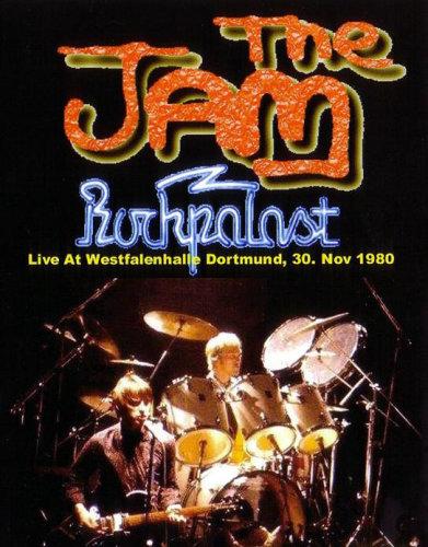 The Jam - Westfalenhalle Dortmund'80 (2021) HDTV