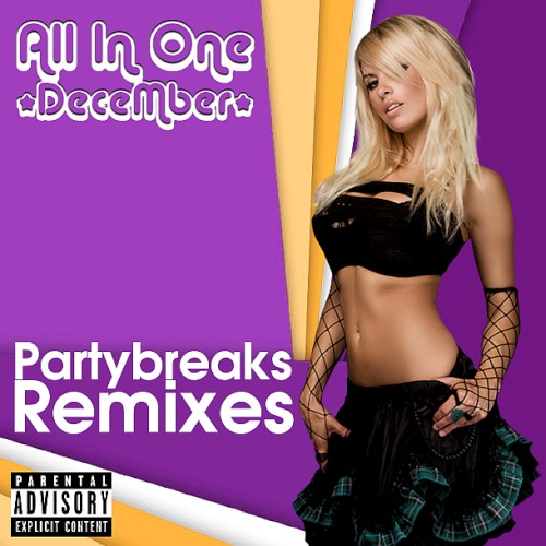 Partybreaks and Remixes 2017 All In One December 003 (2019)