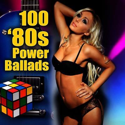 100 '80s Power Ballads