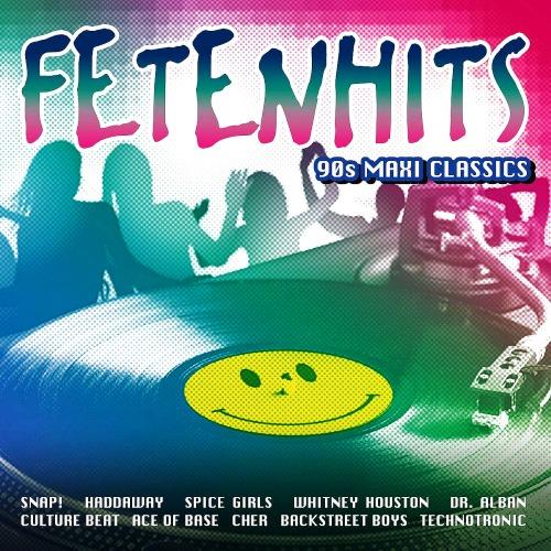 Fetenhits 90s Maxi Classics 3CD (2020)
