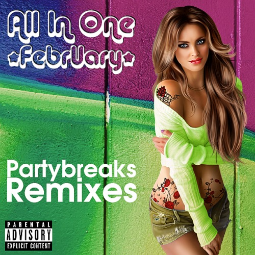 Partybreaks and Remixes 2018 All In One February 007 (2020)