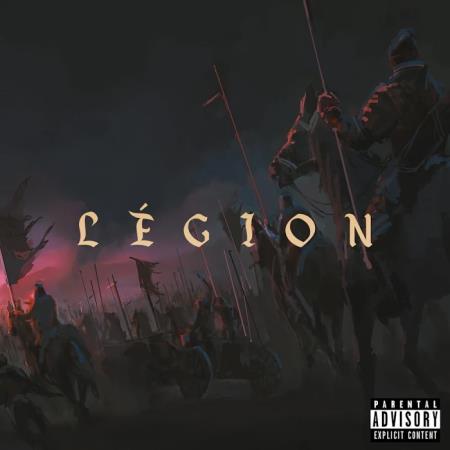 WOXXX LAB - Legion (2020)