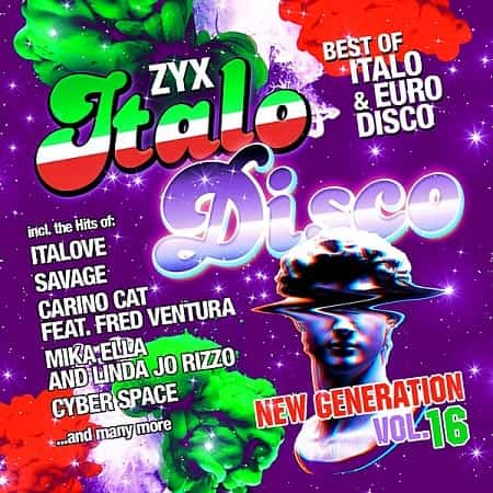 ZYX Italo Disco New Generation Vol.16 [2CD] (2020)
