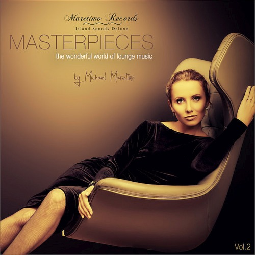 DJ Maretimo - Masterpieces Vol. 2 The Wonderful World of Lounge Music (2020)