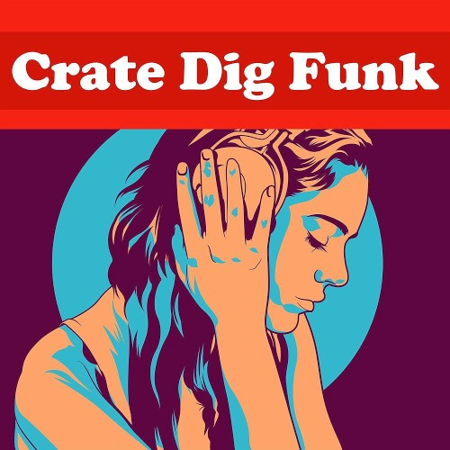Crate Dig Funk - X5 Music Group (2020)