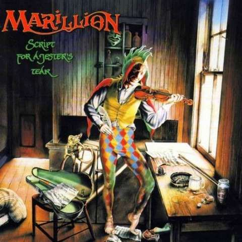 MARILLION - SCRIPT FOR A JESTER'S TEAR (4CD) (2020)