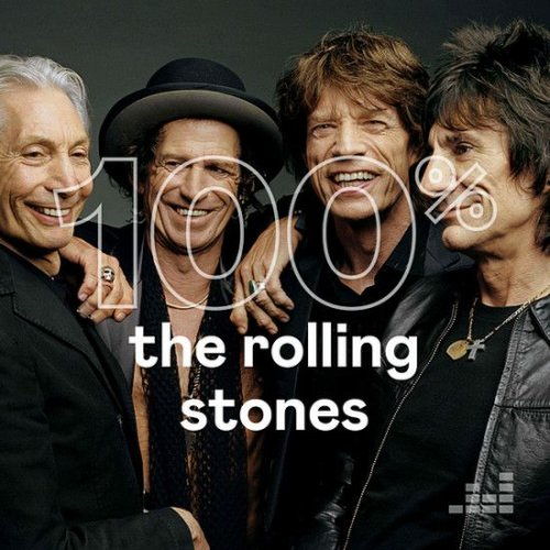 The Rolling Stones - 100% The Rolling Stones (2020)
