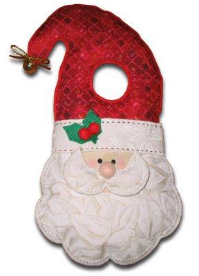 Дед мороз из носков своими руками