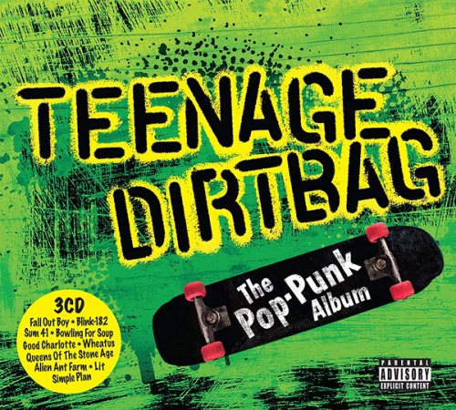 VA - Teenage Dirtbag The Pop-Punk Album (2020)