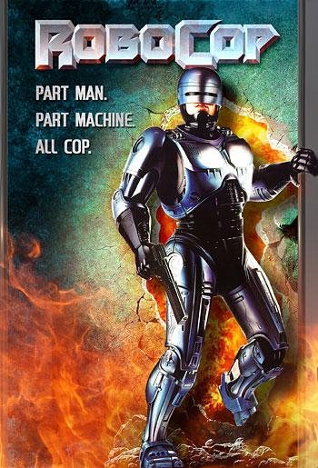 Робокоп / Робот-полицейский / RoboCop (1987) BDRip-AVC