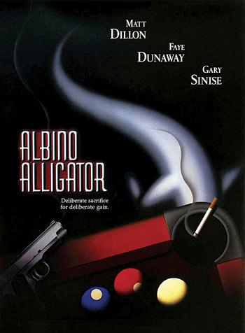 ������� ��������� / Albino Alligator (1996) BDRip-AVC