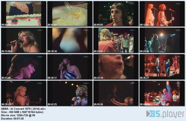 ABBA - In Concert 1979 (2014) HDTV