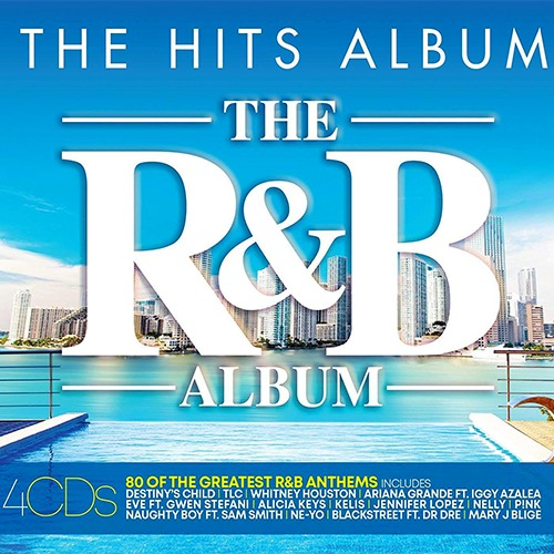 The Hits Album - The R&B Album 4CD (2019)