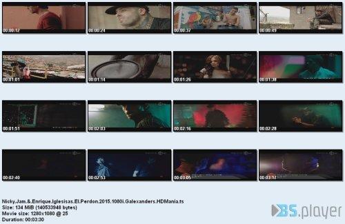 Nicky Jam & Enrique Iglesisas - El Perdon