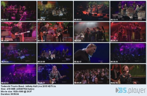 Tedeschi Trucks Band - Infinity Hall Live