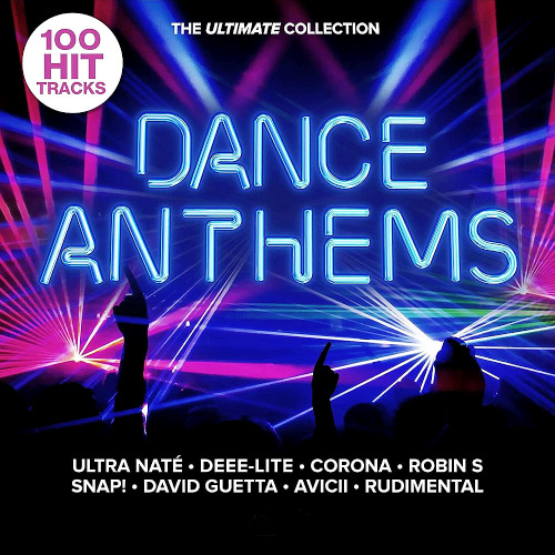 Dance Anthems The Ultimate Collection 5CD (2020)