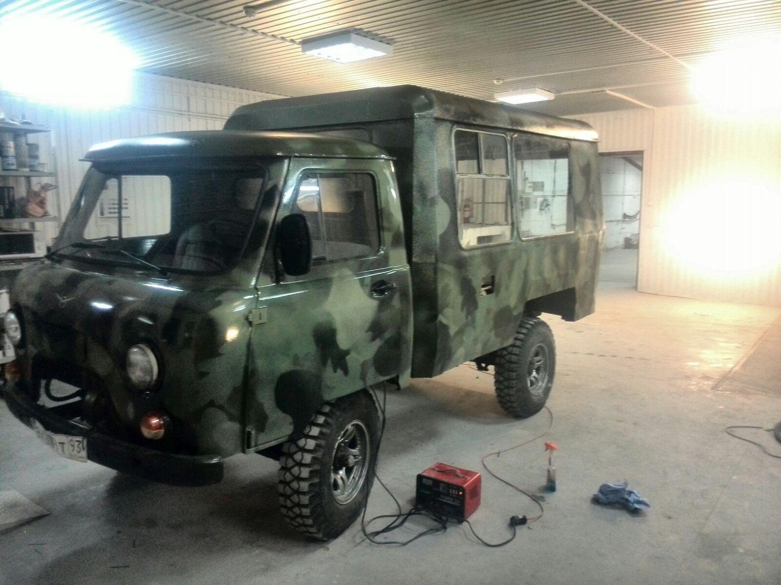 Изготовление металлического кузова для УАЗ 3303 кузов УАЗ 51