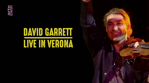 David Garrett - Live In Verona (2019) HDTV