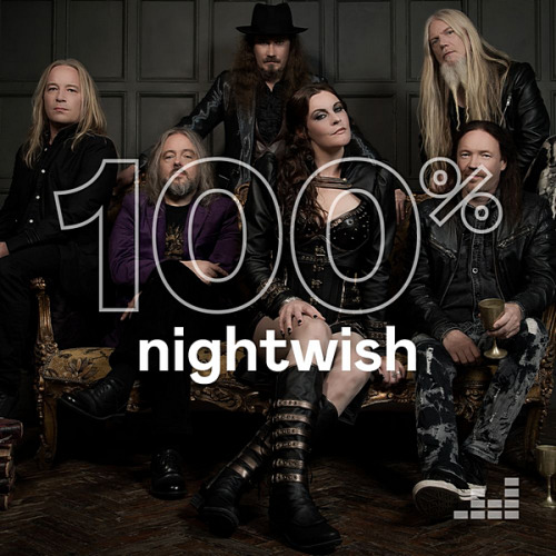 NIGHTWISH - 100% NIGHTWISH (2020)