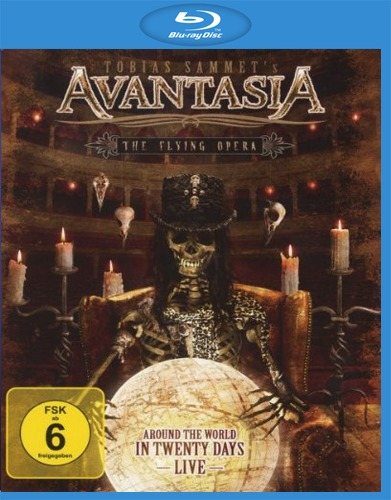 Avantasia - The Flying Opera: Around the World in Twenty Days