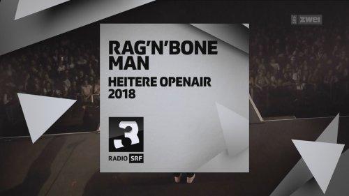 Rag'n Bone Man - Heitere Openair (2018) HDTV