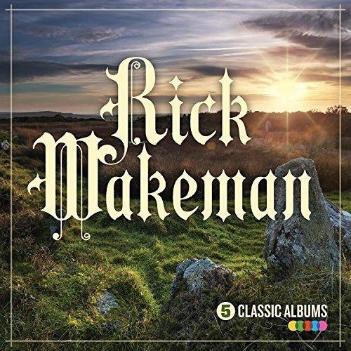 Rick Wakeman - 5 Classic Albums (2016)