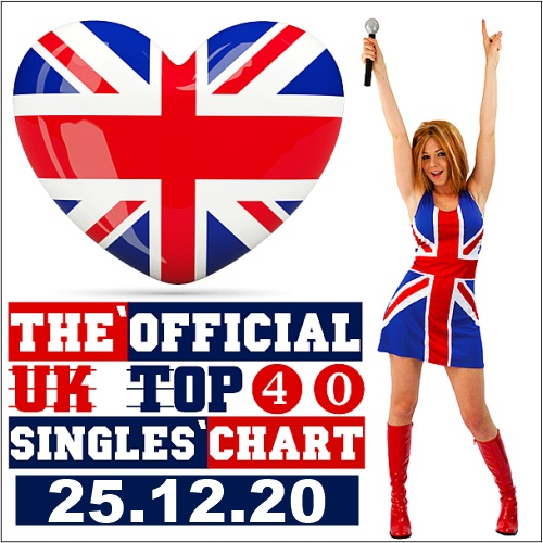 The Official UK Top 40 Singles Chart (25-Dec-2020)